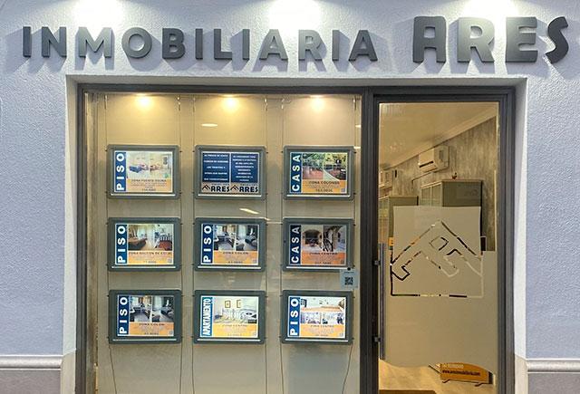 Inmobiliaria Ares Venta Y Alquiler De Pisos Casas En